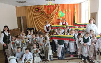 Paminėtas Lietuvos valstybės atkūrimo šimtmetis ir 28-osios Lietuvos Nepriklausomybės atkūrimo metinės